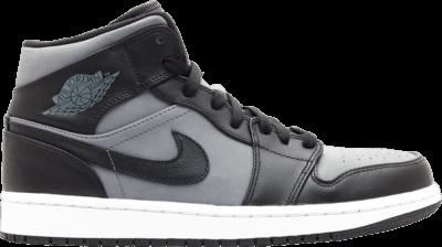 Air Jordan 1 Mid 'Cool Grey' Grey 554724-023