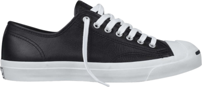 Converse Jack Purcell Ox 'Leather' Black 1S962