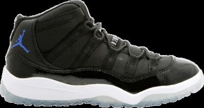 Air Jordan Jordan 11 PS 'Space Jam' 2009 Black 378039-041