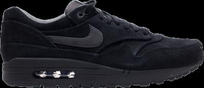 Nike Air Max 1 Premium 'Black Anthracite' Black 512033-011