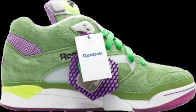 Reebok Court Victory Pump Uni 'Packers Wimbledon' Green V49284