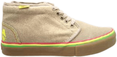 Vans Chukka Boot Lx 'Bad Brains' Tan VN0EHA33K