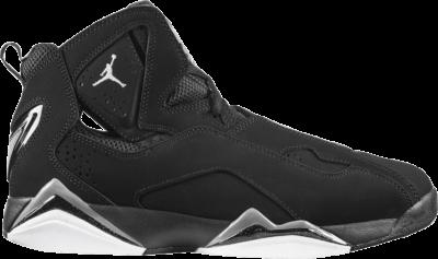 Air Jordan Jordan True Flight 'Black Cool Grey' Black 342964-010