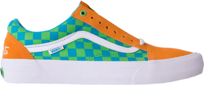 Vans Old Skool Pro 'Golf Wang' Orange VN000ZD4J7S