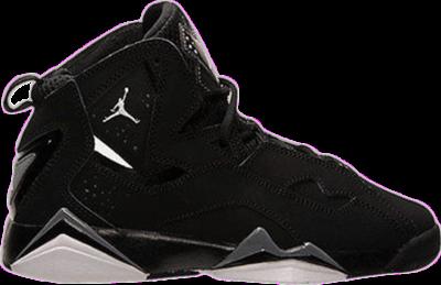 Air Jordan Jordan True Flight GS Black 343795-010