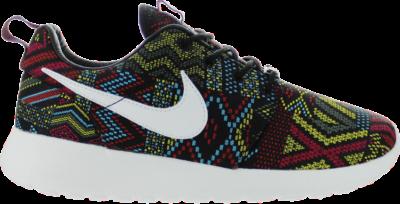 Nike Wmns Roshe One Knit Jacquard BHM Black 836230-001
