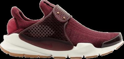 Nike Wmns Sock Dart SE 'Night Maroon' Red 848475-600