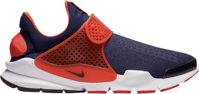 Nike Sock Dart 'Max Orange' Blue 819686-402