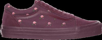 Vans Undercover x OG Old Skool LX 'Small Flower' Purple VN0A36C8NTI