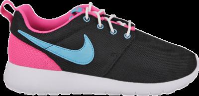Nike Roshe One GS 'Black/Pink Blast' Black 599729-013