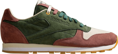 Reebok Highs and Lows x Classic Leather CTM 'French Roast Green Coffee' Brown V53670
