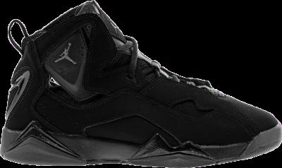 Air Jordan Jordan True Flight BG 'Black Dark Grey' Black 343795-013