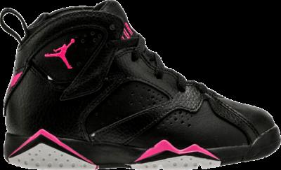 Air Jordan 7 Retro PS 'Hyper Pink' Black 442961-018