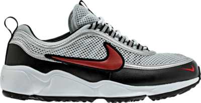 Nike Air Zoom Spiridon 'Pure Platinum Desert Red' Grey 905221-002