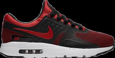 Nike Air Max Zero Essential 'Bred' Red 876070-600
