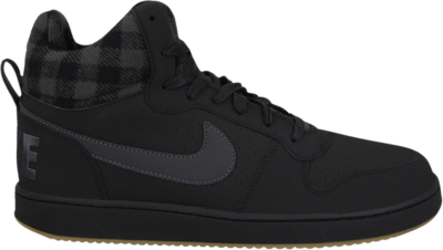 Nike Court Borough Mid Premium Black 844884-002