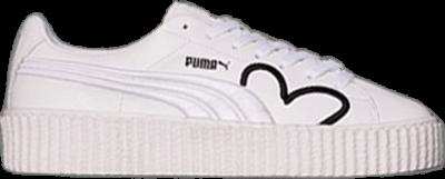 Puma Fenty x Wmns Creeper 'Clara Lionel Foundation' White 366403-01