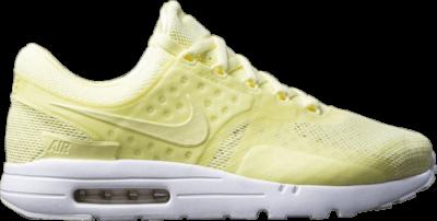 Nike Air Max Zero BR 'Lemon Chiffon' Yellow 903892-700