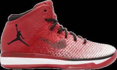 Air Jordan 31 GS 'Varsity Red' Red 848629-600