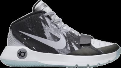 Nike KD Trey 5 III PRM 'Grey Black White' Grey 749379-010