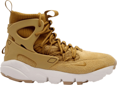 Nike Wmns Air Footscape Mid Utility 'Wheat' Tan AA0519-700