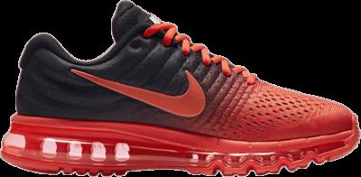 Nike Air Max 2017 'Bright Crimson' Red 849559-600