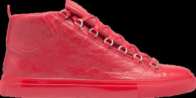 Balenciaga Arena High 'Shiny Red' Red 341760WAD406212
