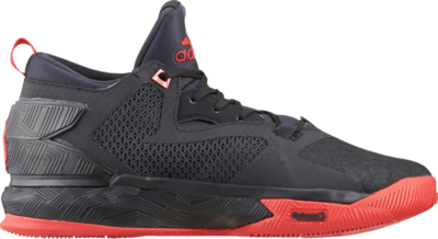 adidas D Lillard 2.0 'Away' Black F37124