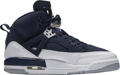 Air Jordan Spiz'ike BG 'Midnight Navy' Blue 317321-406