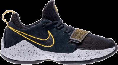 Nike PG 1 GS 'Black Gold' Black 880304-006