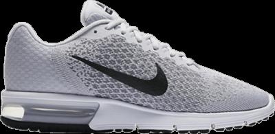 Nike Air Max Sequent 2 White 852461-002