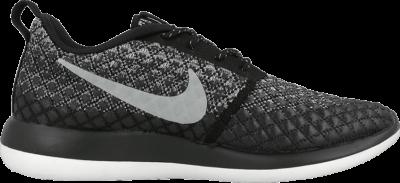 Nike Wmns Roshe Two Flyknit 365 'Wolf Grey' Black 861706-001