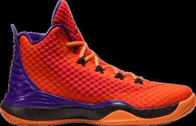 Air Jordan Jordan Super.Fly 3 PO GS 'Bright Crimson' Orange 724947-625