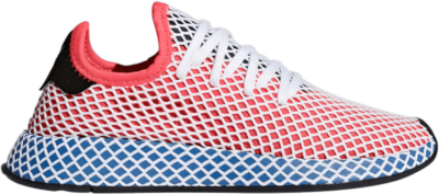 adidas Wmns Deerupt 'Red Blue' Red AC8466