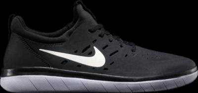 Nike SB Nyjah Free 'Black' Black AA4272-001