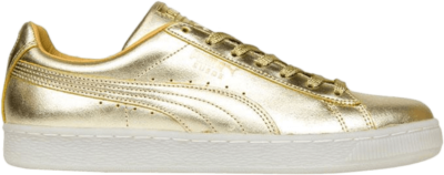 Puma Suede '50th Anniversary' Gold 366341-01