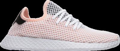 adidas Deerupt 'Cloud White' Pink B28075