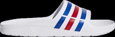 adidas Duramo Slides 'White Blue Red' White U43664