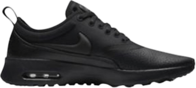 Nike Wmns Air Max Thea Ultra Premium 'Metallic Black' Black 848279-003