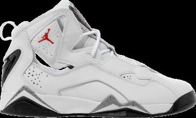 Air Jordan Jordan True Flight GS 'White' White 343795-121