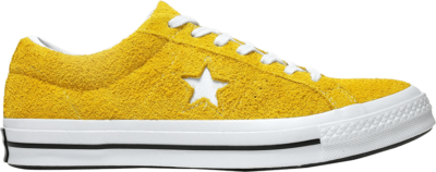 Converse One Star Ox 'Yellow Suede' Yellow 161241C