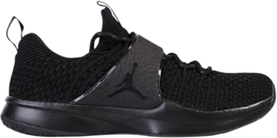 Air Jordan Jordan Trainer 2 Flyknit 'Triple Black' Black 921210-013