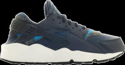 Nike Wmns Roshe Run Blue 725076-400