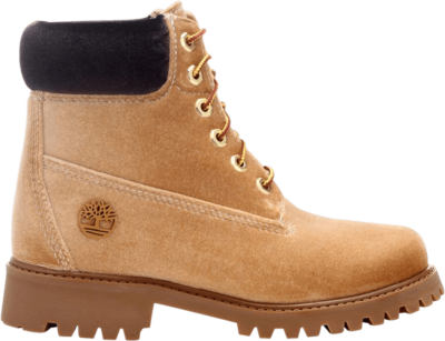 Timberland Off-White x Wmns 6 Inch Boot 'Wheat' Tan A1Q91