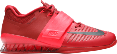Nike Romaleos 3 'Siren Red' Red 852933-601