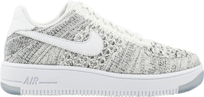 Nike Wmns Air Force 1 Flyknit Low 'White' White 820256-103