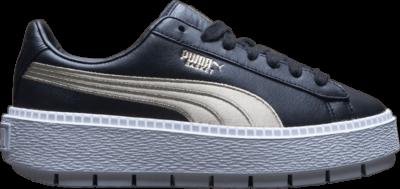 Puma Wmns Platform Trace 'Black Varsity' Black 367728-01