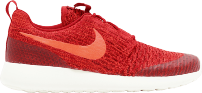 Nike Wmns Roshe One Flyknit Red 704927-601