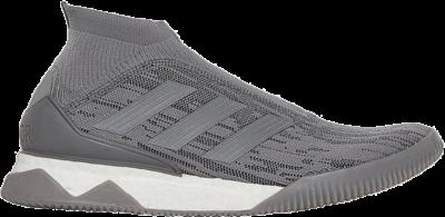 adidas Paul Pogba x Predator 18+ TR 'Metallic' Grey AC7455
