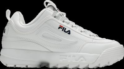 Fila Disruptor 2 'White Navy' White FW01655-111